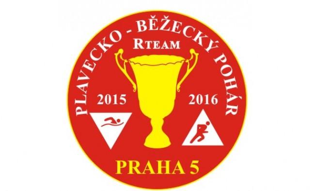 Závod Plavecko-běžeckého poháru na MČ Praha 5