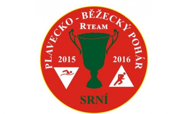 závod Plavecko-běžeckého poháru 2015 - 2016