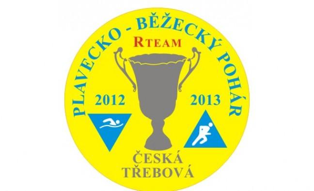 13. závod Plavecko-běžeckého poháru 2012 - 2013