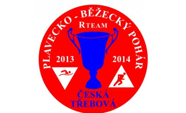 9. závod Plavecko-běžeckého poháru 2013 - 2014