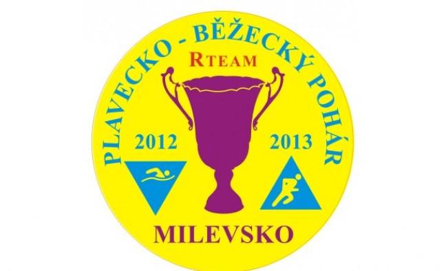 12. závod Plavecko-běžeckého poháru 2012 - 2013
