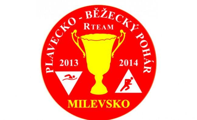 10. závod Plavecko-běžeckého poháru 2013 - 2014