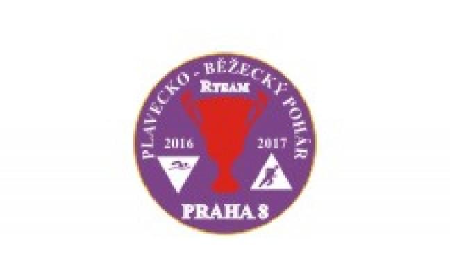 5. závod Plavecko-běžeckého poháru 2016 - 2017