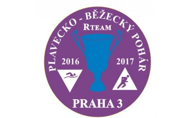 1. závod Plavecko-běžeckého poháru 2016 - 2017