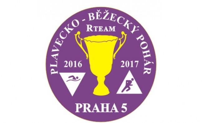 2. závod Plavecko-běžeckého poháru 2016 - 2017