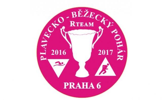 4. závod Plavecko-běžeckého poháru 2016 - 2017