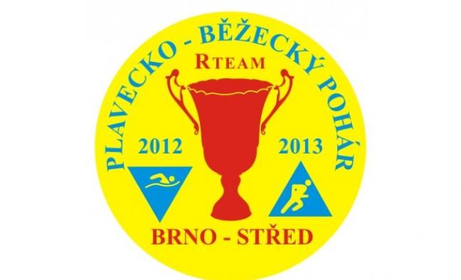 5. závod Plavecko-běžeckého poháru 2012 - 2013