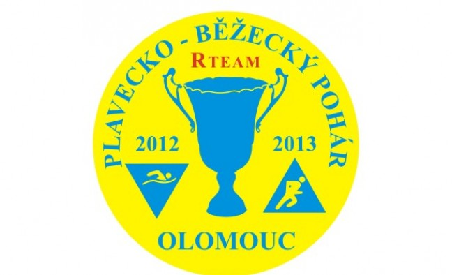 4. závod Plavecko-běžeckého poháru 2012 - 2013
