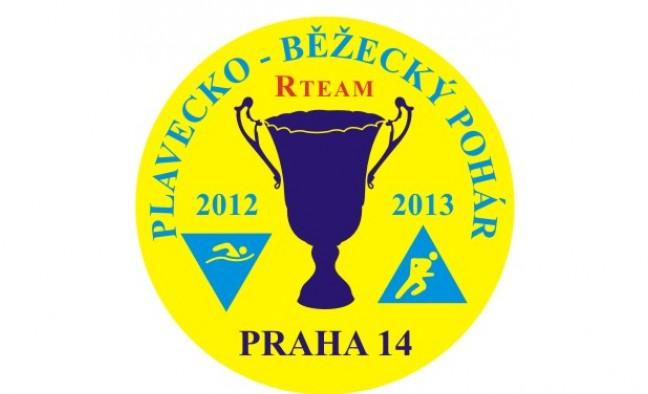 3.závod Plavecko-běžeckého poháru 2012 - 2013