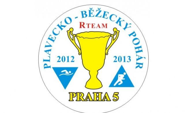 1. závod Plavecko-běžeckého poháru 2012 - 2013