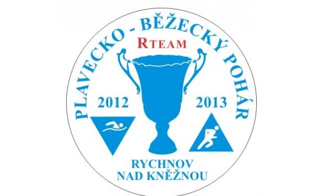 2.závod Plavecko-běžeckého poháru 2012 - 2013