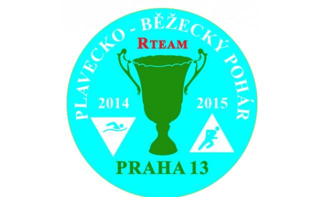 7. závod Plavecko-běžeckého poháru 2014 - 2015