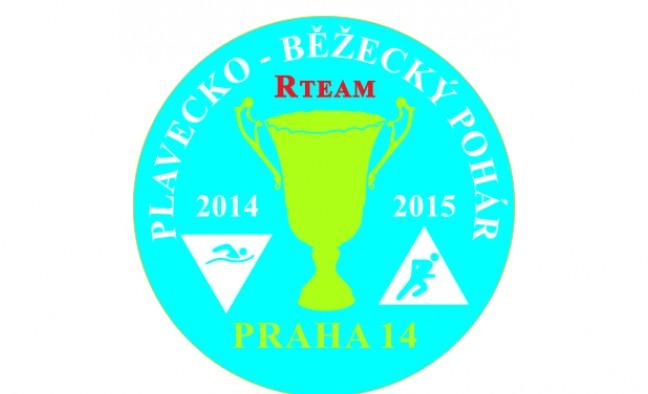3. závod Plavecko-běžeckého poháru 2014 - 2015