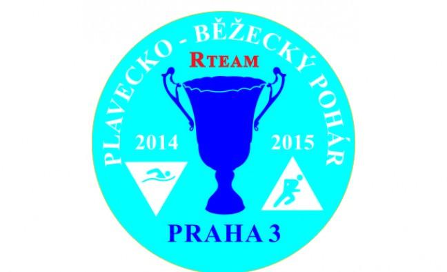 1. závod Plavecko-běžeckého poháru 2014 - 2015