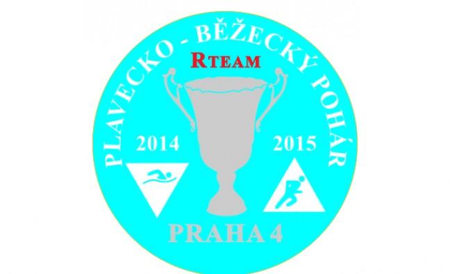 6. závod Plavecko-běžeckého poháru 2014 - 2015