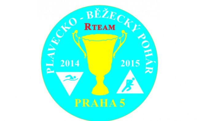 2. závod Plavecko-běžeckého poháru 2014 - 2015