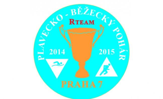 8. závod Plavecko-běžeckého poháru 2014 - 2015