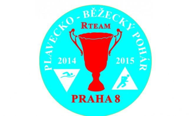 5. závod Plavecko-běžeckého poháru 2014 - 2015