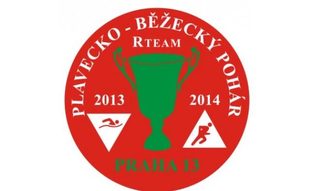 7. závod Plavecko-běžeckého poháru 2013 - 2014