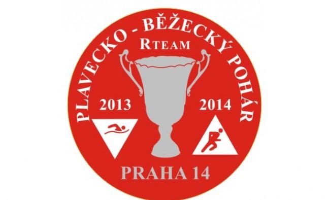 3. závod Plavecko-běžeckého poháru 2013 - 2014