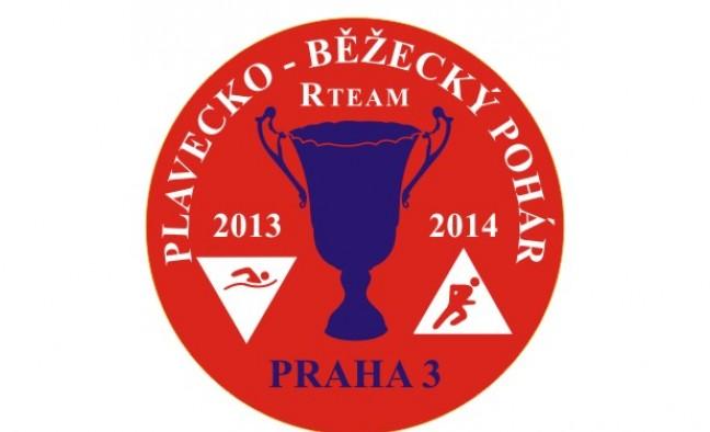 1. závod Plavecko-běžeckého poháru 2013 - 2014