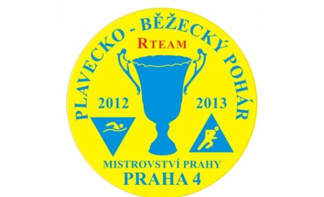 8. závod Plavecko-běžeckého poháru 2012 - 2013