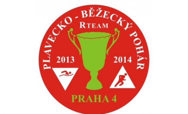 6. závod Plavecko-běžeckého poháru 2013 - 2014