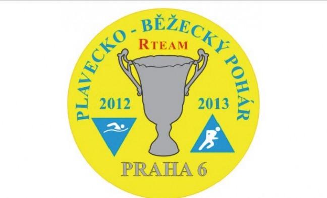 6.závod Plavecko-běžeckého poháru 2012 - 2013