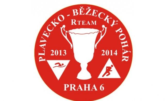 4. závod Plavecko-běžeckého poháru 2013 - 2014