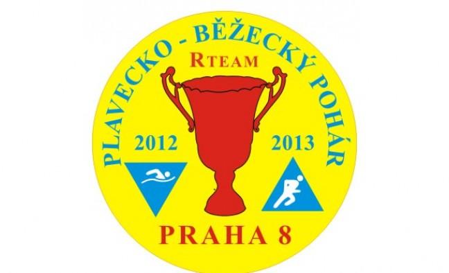 7. závod Plavecko-běžeckého poháru 2012 - 2013