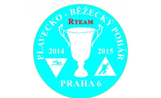 4. závod Plavecko-běžeckého poháru 2014 - 2015