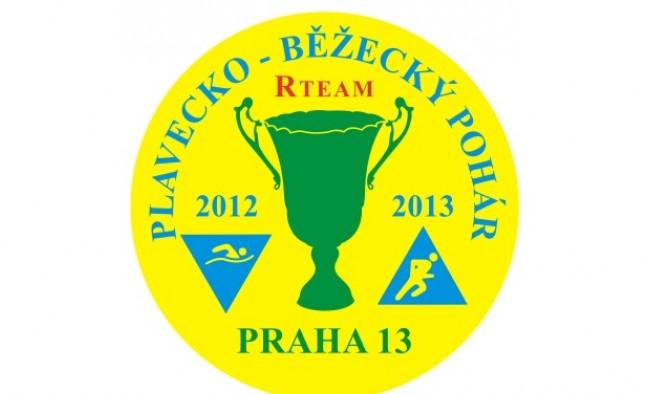 9. závod Plavecko-běžeckého poháru 2012 - 2013