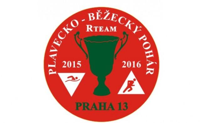 8. závod Plavecko-běžeckého poháru 2015 - 2016
