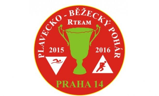 3. závod Plavecko-běžeckého poháru 2015 - 2016