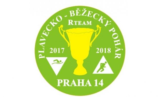 2. závod Plavecko-běžeckého poháru 2017 - 2018