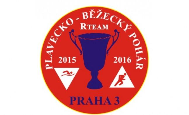 1. závod Plavecko-běžeckého poháru 2015 - 2016