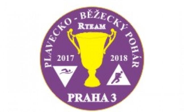 1. závod Plavecko-běžeckého poháru 2017 - 2018