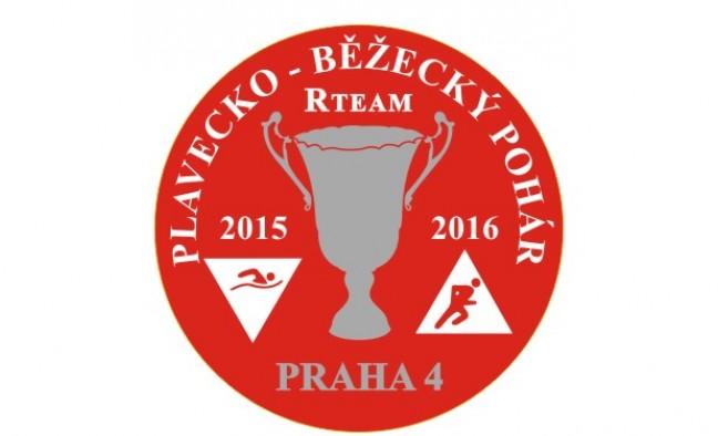 6. závod Plavecko-běžeckého poháru 2015 - 2016