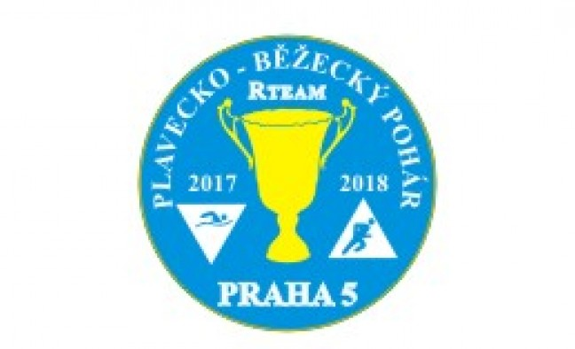 3. závod Plavecko-běžeckého poháru 2017 - 2018