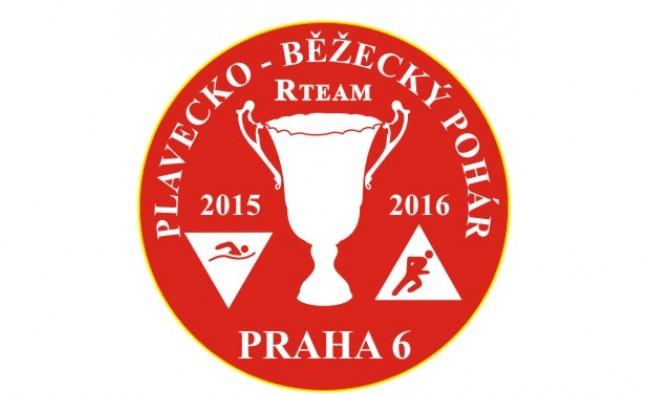 4. závod Plavecko-běžeckého poháru 2015 - 2016