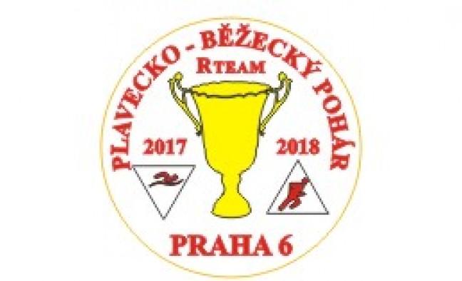 4. závod Plavecko-běžeckého poháru 2017 - 2018