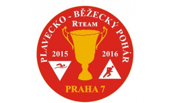 7. závod Plavecko-běžeckého poháru 2015 - 2016
