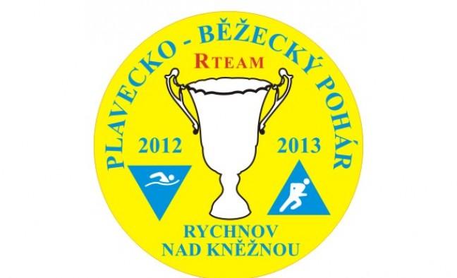 10. závod Plavecko-běžeckého poháru 2012 - 2013