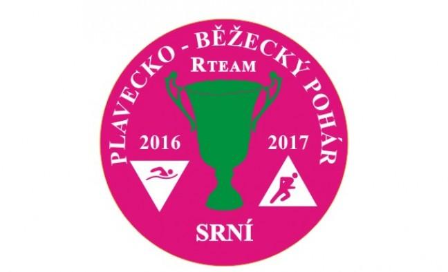 závod Plavecko-běžeckého poháru 2016 - 2017
